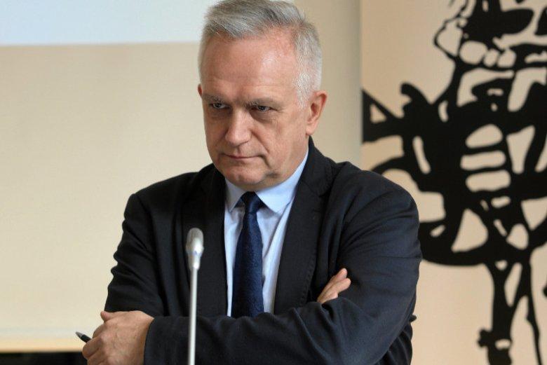 """Zbigniew Nosowski, rzecznik prasowy Inicjatywy """"Zranieni w Kościele"""", redaktor naczelny """"Więzi""""."""