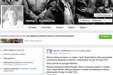 Pisarka i blogerka Iwona L. Konieczna napisała swego rodzaju antyimigrancki manifest