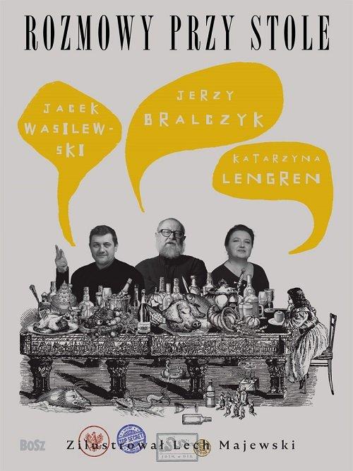 Polska kultura biesiadowania pokazuje, dlaczego Polacy są w tym najlepsi na świecie. Sposób stołowania się może powiedzieć wiele na temat społeczeństwa i tradycji. Nad fenomenem ucztowania debatowali – Jerzy Bralczyk, Katarzyna Lengren i Jacek Wasilewski.