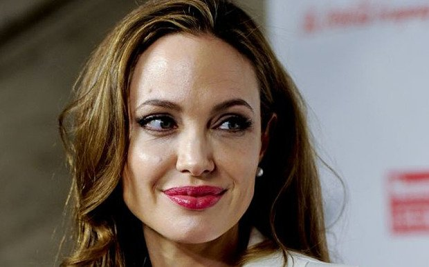 Angelina Jolie, telegraph.co.uk