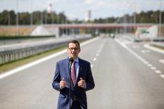 Mateusz Morawiecki uważa, że PO zaniedbało budowędróg lokalnych.