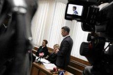 Sławomir Nowak będzie apelował od wyroku za niewpisanie do oświadczenia majątkowego zegarka.