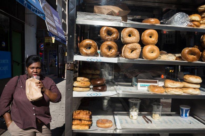 Dania przygotowane na bazie chleba są jednymi z najmodniejszych miejsc w Nowym Jorku.