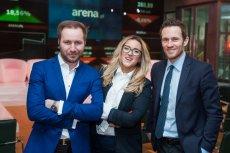 Firma Arena.pl S.A. rozpoczęła działalność pod koniec lutego tego roku. Jej ideę współwłasności skopiowała amerykańska firma, która chce rzucić wyzwanie Uberowi