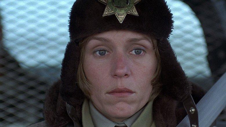 Za rolę ciężarnej policjantki dostała pierwszego Oscara.