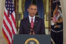"""USA idzie na wojnę z Państwem Islamskim. Barack Obama: """"Najpierw ich ograniczymy, a potem zniszczymy"""""""