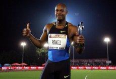 Były rekordzista świata w biegu na 100 m Asafa Powell został złapany na dopingu.