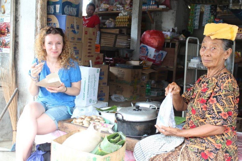 Bali. Przystanek na miejscowe smakołyki
