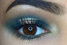 Halo eye make-up to makijaż dobry na wiele okazji