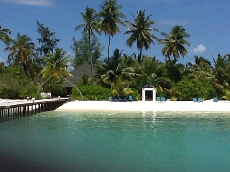 Herrathera Island Resort, Addu Atol, Malediwy