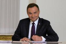 Andrzej Duda podpisał ustawę o kwocie wolnej od podatku w mniej niżdwie godziny po jej przyjęciu przez Sejm.