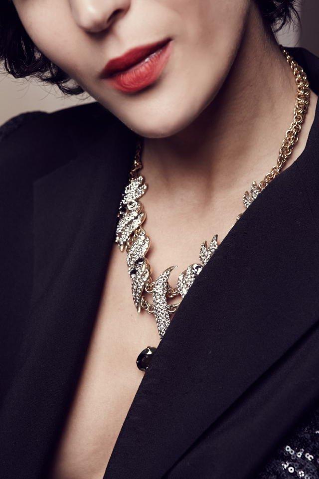Naszyjnik Monica Di Creddo (tylko jedna sztuka w Polsce). Biżuteria Kate&Kate.