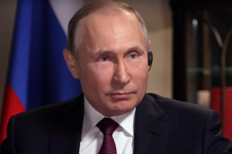 Szpieg działał w otoczeniu Putina.
