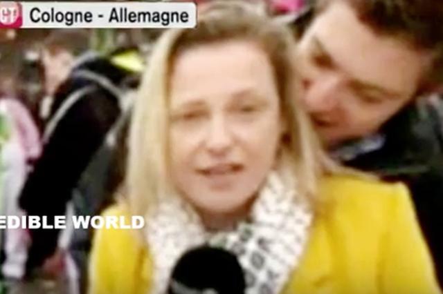 Kolonia, Niemcy. Kilku mężczyzn molestowało seksualnie belgijską reporterkę