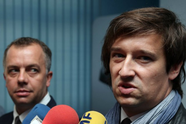 Jaroslaw Jasita i Jaroslaw Ruda to górnicy ze Śląska, którzy wyciągneli z wody znanego czeskiego aktora