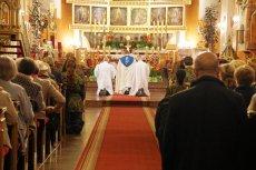 Rzadko w kościołach można usłyszeć podobne słowa. Na zdjęciu: Konkatedra p.w. św. Jadwigi w Zielonej Górze.