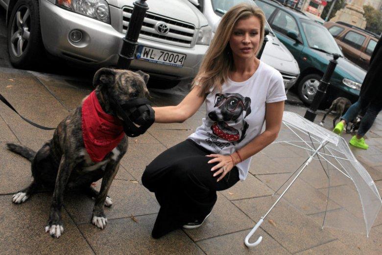 Joanna Krupa kocha zwierzęta
