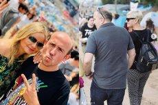 Borys Budka i Grzegorz Schetyna bawią się z najbliższymi na Pol'and'Rock Festival w Kostrzynie nad Odrą.
