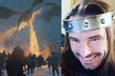 Paweł Sakowski wziął udział widowiskowej w bitwie, która przebije wszystkie dotychczasowe starcia w hicie HBO