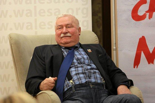 Lech Wałęsa zapowiada powrót do polityki.