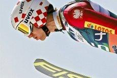 Polacy zajęli dziś pierwsze miejsce w skokach drużynowych w Klingenthal.