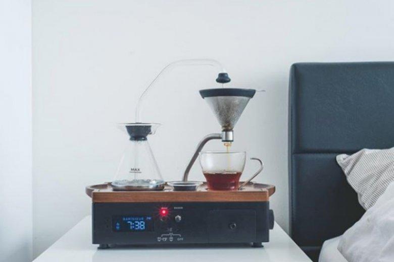 Wiele wynalazków może ułatwić i uprzyjemnić życie. Budzik parzący świeżą kawę? Dlaczego nie!