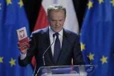 Donald Tusk wygłosił przemówienie o Konstytucji 3 maja, w którym nie zabrakło mocnych politycznych akcentów.