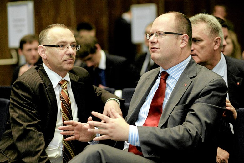 Jerzy Borowczak i Paweł Adamowicz to od lat jedni z najważniejszych ludzi w gdańskiej PO.