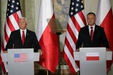 Michael Pence potwierdził, że Polska zbliża się do statusu państwa bezwizowego, jednak zabrakło jakichkolwiek konkretów.