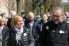 Magdalena Filiks - liderka szczecińskiego KOD gasi pożar po aferze z Kijowskim.