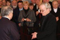 Bogdan Czajkowski otrzymał Krzyż Oficerski Orderu Odrodzenia Polski, teraz go zwraca