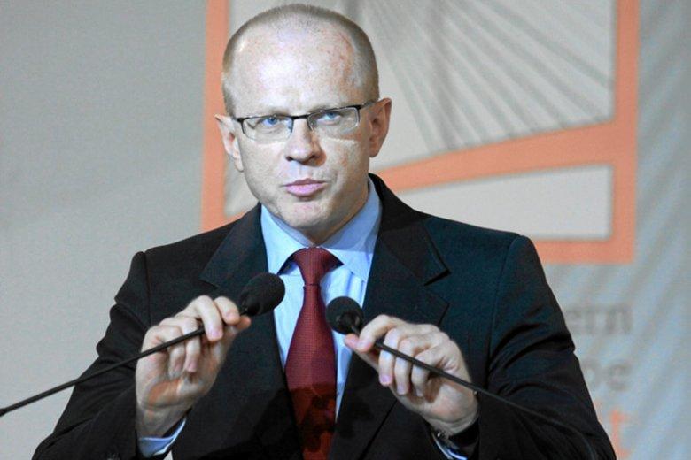 CBA bierze pod lupę prezesa GPW, Ludiwka Sobolewskiego.