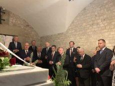 Na Wawelu pojawili się najważniejsi politycy PiS.