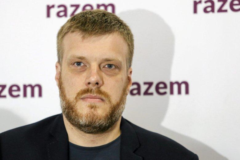 Według nieoficjalnych informacji, Adrian Zandberg z Partii Razem wystartuje w wyborach na prezydenta Warszawy.
