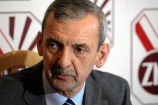 Szef ZNP Sławomir Broniarz nie potrafi wiele powiedzieć o kwalifikacjach ministra Zielińskiego do zarządzania MEN