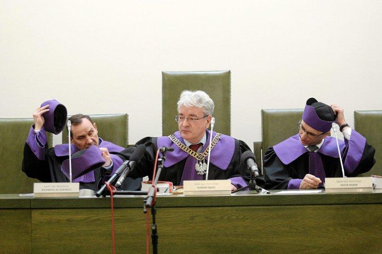 Wczoraj w nocy do Sejmu wpłynął projekt nowej ustawy o Sądzie Najwyższym. To ostatni akord w przejęciu sądów przez PiS.