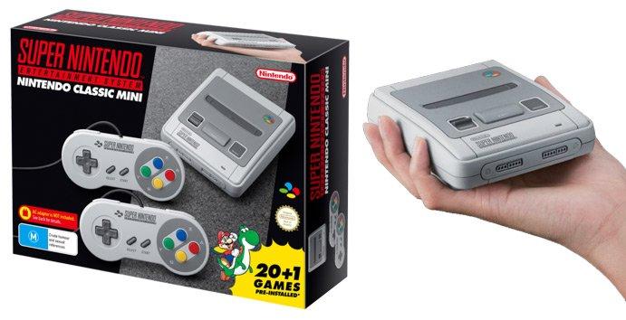 Na rynku pojawiają się klasyczne konsole w nowoczesnym wydaniu.