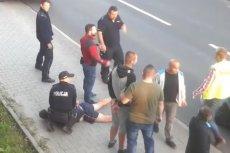 Policjanci nie mieli litości dla zakłócających spokój w Nowym Targu.