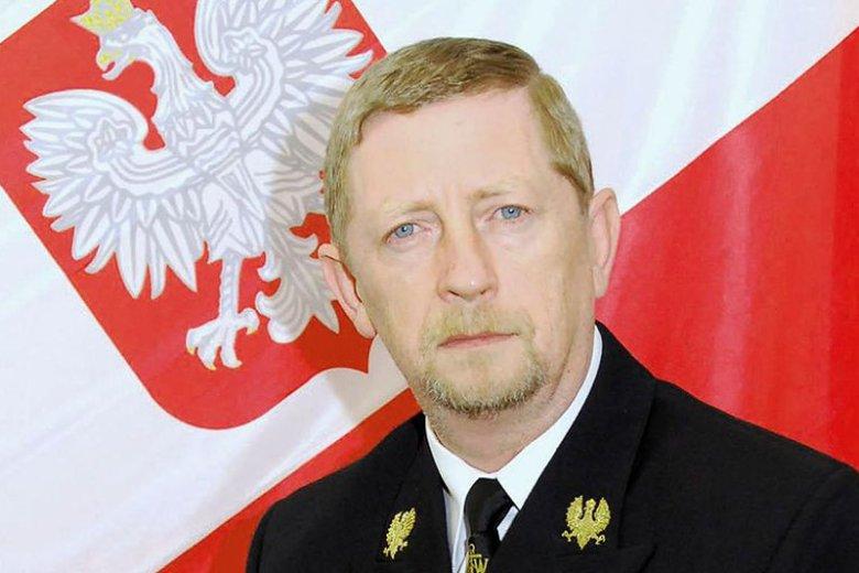 Admirał Andrzej Karweta