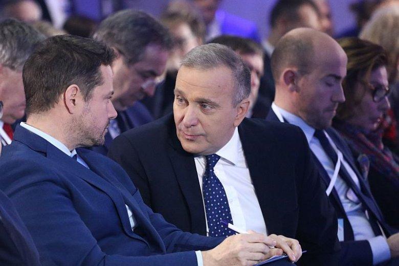 Kto może zastąpić Grzegorza Schetynę? Borys Budka jest gotowy startować w wyborach na szefa PO.