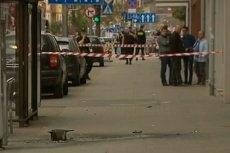 Kierowca wyniósł bombę z autobusu na chwilę przed wybuchem.