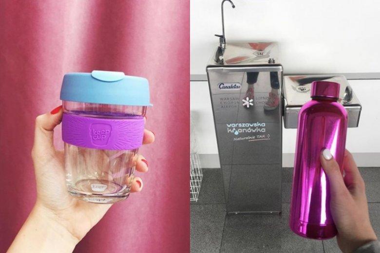 Pijmy kranówkę, zamiast wody butelkowanej, a do kawiarni przychodźmy z własnym wielorazowym kubkiem. To małe rzeczy, które mogą mieć realny wpływ na środowisko