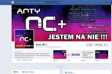Fan page założony przez zawiedzionych klientów nc+.