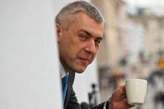Roman Giertych postanowił odnieść się na Twitterze do wypadku Jacka Kurskiego, który wracał z festiwalu w Opolu.