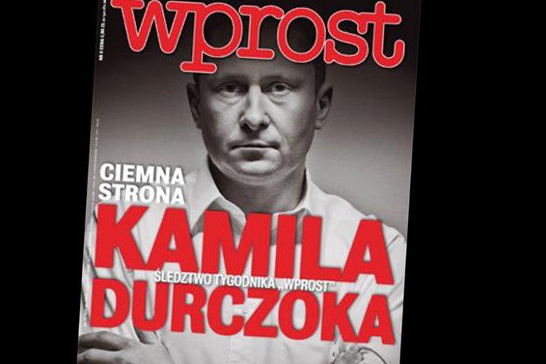 """Tygodnik """"Wprost"""" sugeruje, że to Kamil Durczok ma być znanym dziennikarzem, o którego skłonnościach do molestowania seksualnego tak wiele się ostatnio mówiło."""