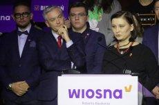 """Paulina Piechna-Więckiewicz odpowiedziała na słowa Marka Belki o """"straconym głosie"""" w wyborach do PE."""