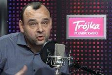 """Nowa audycja Trójki """"Trzypotrzy"""". Prowadzi ją wicedyrektor Mariusz Cieślik."""