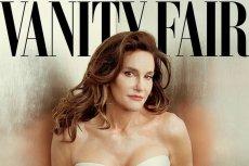 """Na okładce czerwcowego """"Vanity Fair"""" widać finalny efekt korekty zmiany płci, jaką wykonał u siebie lekkoatleta Bruce Jenner od dziś znany jako Caitlyn Jenner."""