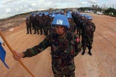 O seksualnych ekscesach żołnierzy ONZ robi się ostatnio coraz głośniej.