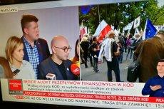 Zarząd KOD skomentował doniesienia na temat Mateusza Kijowskiego.